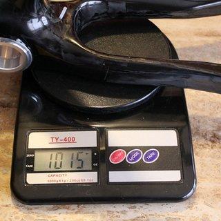 "Gewicht No Saint Hardtail Max Ari R Carbon 19"""