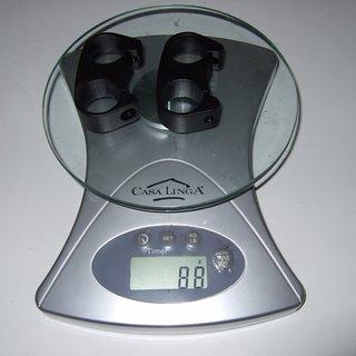 Gewicht Syntace Weiteres/Unsortiertes VRO Eco Klemmen
