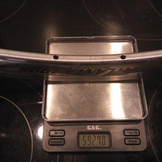 Gewicht Campagnolo Felge Atlanta 1996 28'' / 622x13 / 28 Loch