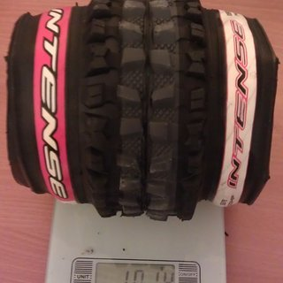 Gewicht Intense Reifen WorldCup EX2/DC Lite 26x2,5''