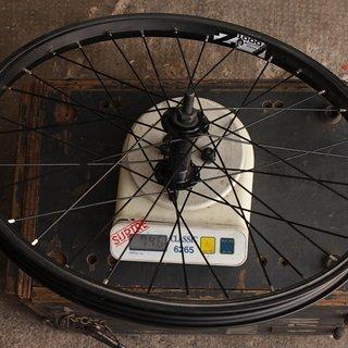 """Gewicht Cannondale Systemlaufräder Trail 20 VR, 20"""" (406), 100/9"""