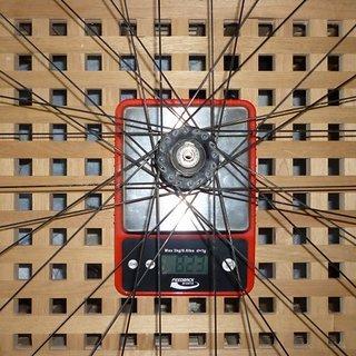 Gewicht DT Swiss Systemlaufräder Hügi 240 + XR4.1D VR, 100mm/QR