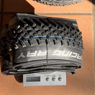 Gewicht Schwalbe Reifen Racing Ray Snake Skin TLE Addix SpeedGrip 29 x 2,25