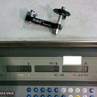 Gewicht Point Kettenspanner SingleSpeed 1