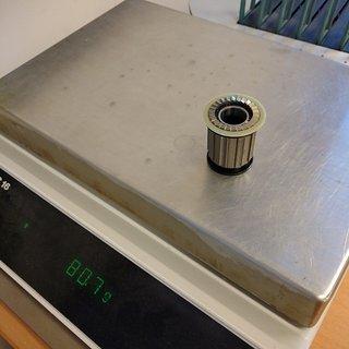 Gewicht absoluteBlack Weiteres/Unsortiertes Black Diamond Freilauf Shimano/SRAM