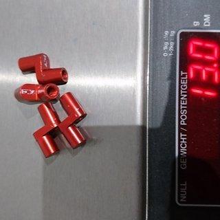 Gewicht Adventure Components Weiteres/Unsortiertes Magurabrake Fingers