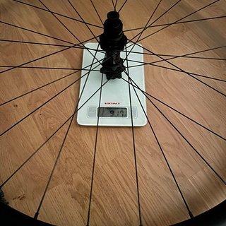 """Gewicht DT Swiss Systemlaufräder EXC 1501 SPLINE® ONE IS 29"""", 12x148mm"""