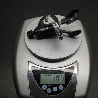 Gewicht Shimano Schalthebel XTR SL-M980-A 10-fach