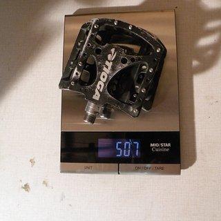 Gewicht Tioga Pedale (Platform) SF-MX Pro