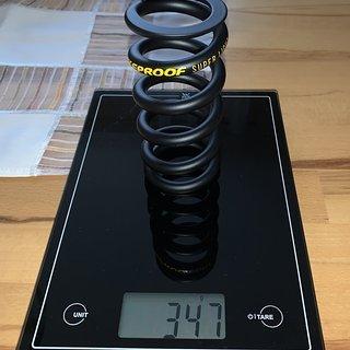"Gewicht Nukeproof Feder Superlight Enduro 500 x 2.25"" - 2.5"""