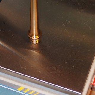 Gewicht Crank Brothers Weiteres/Unsortiertes Ti-Achse eggbeater 11 52 mm Q-Faktor