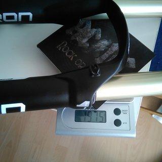 Gewicht Suntour Federgabel Auron RL-RC 15 QLCTi 27