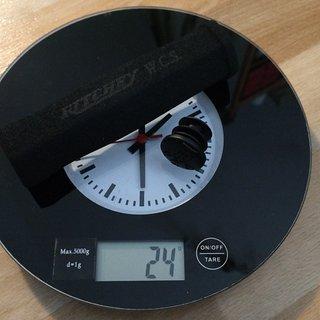 Gewicht Ritchey Griffe WCS True Grip 130