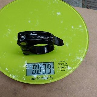 Gewicht Giant Sattelklemme Sattelklemme Reign 2 30,9