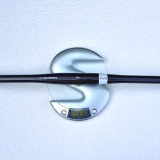 Gewicht New Ultimate Lenker EVO Flatbar MTB 31.8mm, 700mm