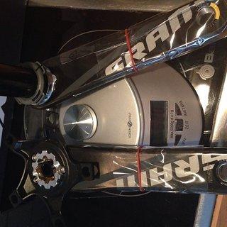 Gewicht SRAM Kurbel CX1 175mm BB30