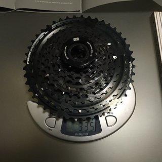 Gewicht e-thirteen Kassette TRS+ 11-fach, 9-44Z