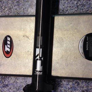 Gewicht Procraft Sattelstütze PRC SP2 31,6 x 400mm