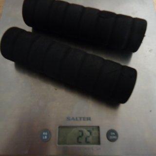 Gewicht Bontrager Griffe Race X light