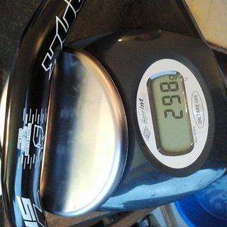 Gewicht Spank Lenker Spike 777 Evo 31.8mm, 777mm