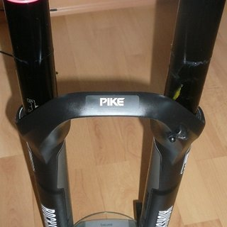 Gewicht Rock Shox Federgabel Pike SoloAir 27.5 27,5