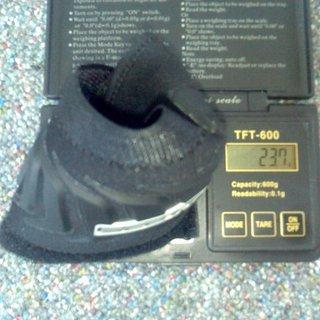 Gewicht Scott Kettenschutz Kettenstrebenschutz