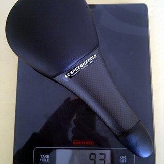 Gewicht Tune Sattel Speedneedle