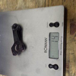 Gewicht Canyon Weiteres/Unsortiertes Schaltauge Nr 27