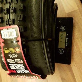 Gewicht Kenda Reifen Kenda Hellkat Pro AGC Faltreifen 27,5x2,40