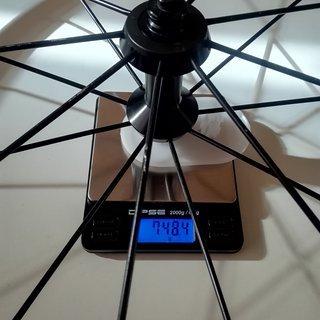 """Gewicht Mavic Systemlaufräder Crossmax XL Ceramic 26"""" 100mm/QR VR"""