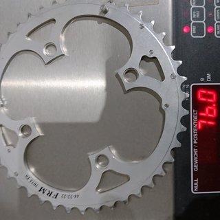 Gewicht FRM Kettenblatt CU2 OS  104mm, 44Z