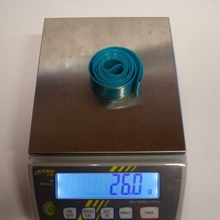 "Gewicht Schwalbe Felgenband 26"" Felgenband 25mm 25-559"