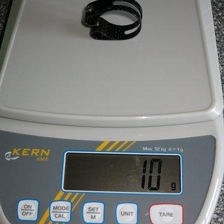 Gewicht Procraft Sattelklemme SPC1 34,9mm