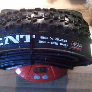 """Gewicht Maxxis Reifen Ardent  26x2.25"""", 54/56-559"""