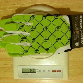 Gewicht RockGardn Bekleidung M-Theory Gloves L