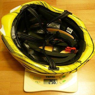 Gewicht MET Helm M62 Stradivarius II 58-61