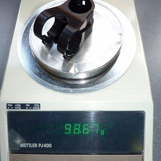 Gewicht Intend Vorbau Grace 40mm 31,8 / 28,6