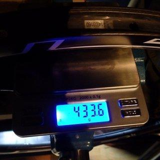 """Gewicht Veltec Felge ETR Carbon 29"""" / 622x23 / 28 Loch"""