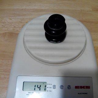Gewicht Shimano Steuersatz Deore XT HP-M735 1'', Gewinde