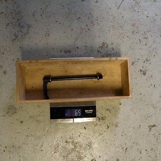 Gewicht DT Swiss Achse RWS Thru Bolt 135 x 10mm