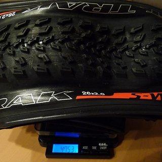 """Gewicht Specialized Reifen Fast Trak S-Works 26x2.0"""""""