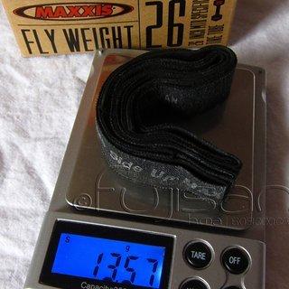 """Gewicht Maxxis Felgenband 26"""" Felgenband 17mm 17-559"""