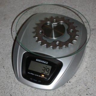 Gewicht Shimano Kettenblatt Deore FC-M442 64mm, 22Z
