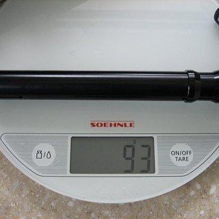 Gewicht Rock Shox Achse Maxle Lite 110 x 20mm