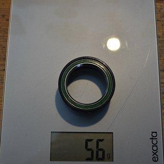 Gewicht Hope Steuersatz EC49 Unterteil EC49