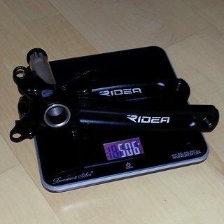 Gewicht Ridea Kurbel BCD 104-64 172.5mm, 68/73mm