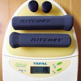 Gewicht Ritchey Griffe Superlogic Grips 128