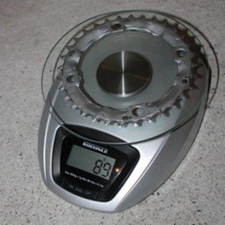 Gewicht Shimano Kettenblatt Deore FC-M442 104mm, 32Z