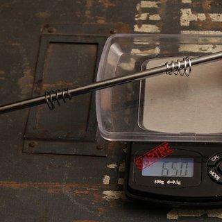 Gewicht Chariot Schnellspanner Axle Mount ezHitch™ 168mm