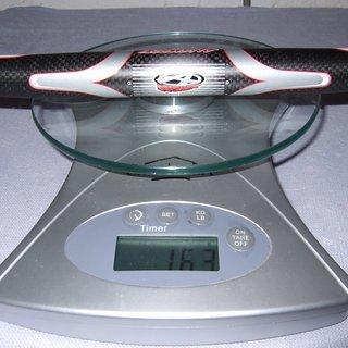 Gewicht Answer Lenker Hyperlite Carbon 25,4 x 580mm
